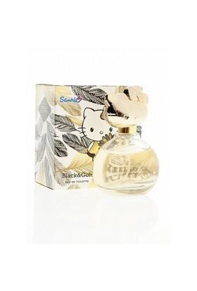 Hello Kitty Black&Gold 50 Ml Edt