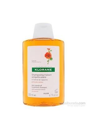 KLORANE Shampooing capucine 200 ml - Latin çiçeği ekstreli kuru kepek şampuanı