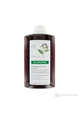 KLORANE Shampooing quinine & vitamines B 400 ml - Kinin ve B Vit. içeren şampuan (saç dökülmesi)