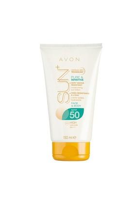 Avon Yüz Ve Vücut İçin Güneş Losyonu Spf50 50 Ml.