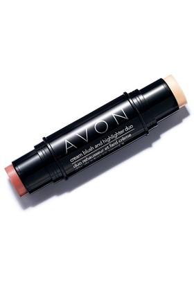 Avon Ideal Flawless Kremsi Allık Ve Aydınlatıcı 6G