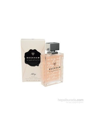 David Beckham Signature Story Intense Edt 75Ml Kadın Parfüm