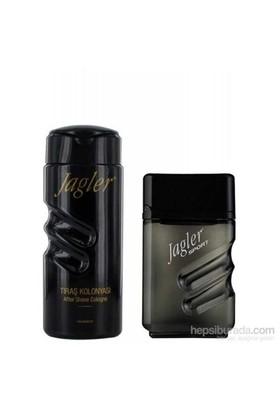 Jagler Sport Edt 90Ml Erkek Parfüm + 200Ml Tıraş Kolonyası Set