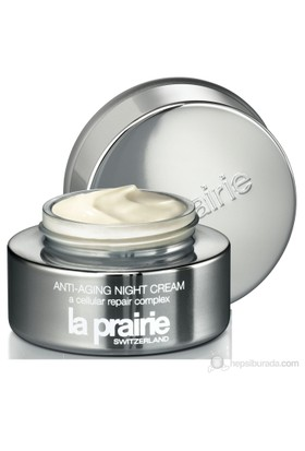 La Prairie Anti Aging Night Cream 50 Ml Gece Kremi