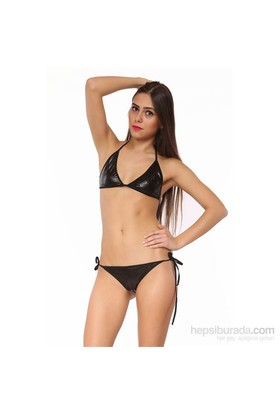 Redhotbest Payetli Ve Büzgülü Gogo Bikini