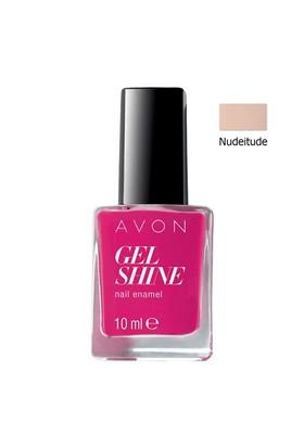 Avon Gel Shine Tırnak Cilası Oje 10 Ml. Nudeitude