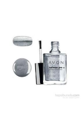 Avon Nailwear Pro + Noir Oje Starry Sky
