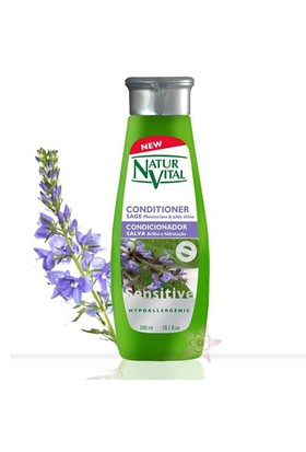 Natur Vital Sensitive Hair Conditioner 300 Ml