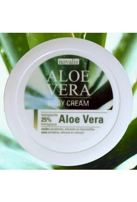 Novalis Aloe Vera Body Cream 250 Ml - El Ve Vücut Kremi