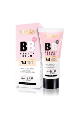 Delia Bb Beauty Balm Spf 15 30Ml - Bb Güzellik Kremi