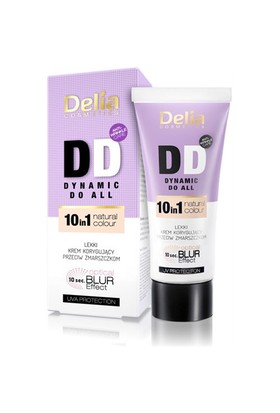 Delia Dd Dynamic Do All 10İn1 Uv Protection 30Ml - Dinamik Gençleştirme Etkisi Olan Dd Krem
