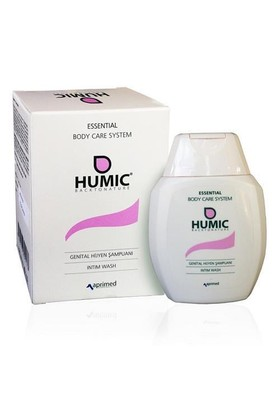 Humic Genital Hijyen Şampuanı 150Ml