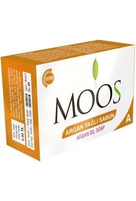 Moos A Argan Yağlı Sabun 100Gr