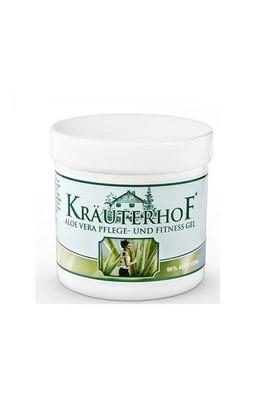Krauterhof Aloe Vera Pflege-Und Fitness Gel % 96 Aloe Vera - Aloe Vera Bakım Ve Fitnes Jeli 100 Ml