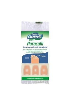 Dottor Ciccarelli Parmak Arası Nasır Koruma Flasteri