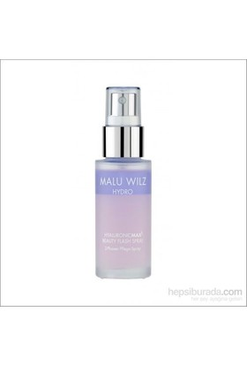 Malu Wilz Hyaluronic Max3 Beauty Flash Sprey 30 Ml