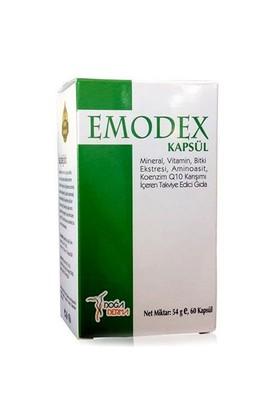 Emodex Kapsül 60 Tablet