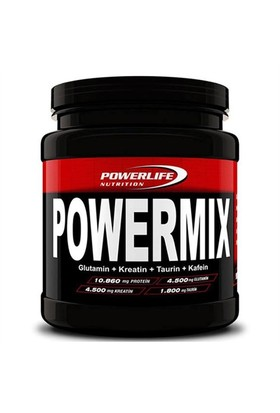 Powerlife Power Mix 890 Gr