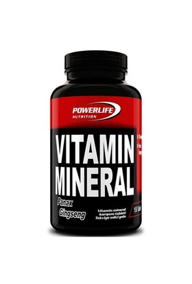 Powerlife Vitamin Mineral-150 Tablet