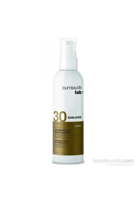Cumlaude Lab Sunlaude Spf 30 Spray 200 Ml