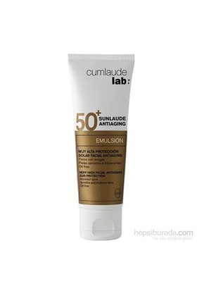 CUMLAUDE LAB SUNLAUDE SPF50+ Anti-aging Emulsion 50 ml