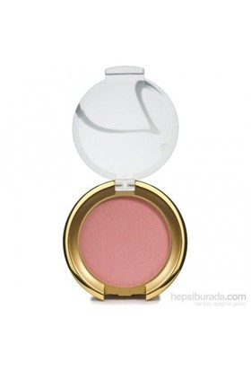 Jane İredale Pure Pressed Blush Barely Rose - Sıkıştırılmış Allık 2.8 Gr