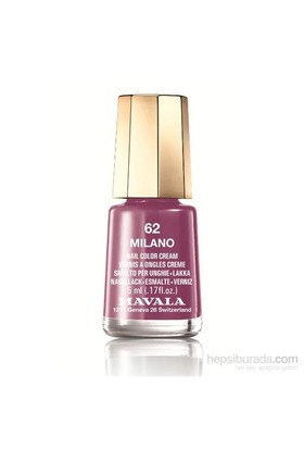 Mavala Nail Color Cream - Oje - Milano