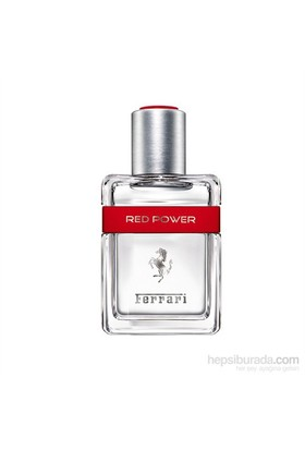 Ferrari Red Power Edt 75 Ml Erkek Parfümü