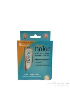 Becur Naloc Tırnak Solüsyonu 10 ml