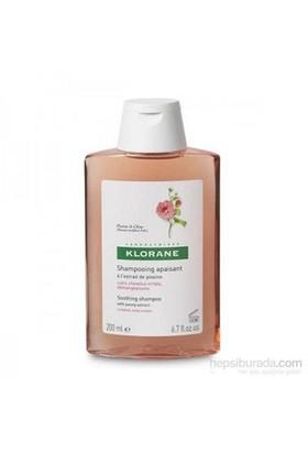 KLORANE Shampooing pivoine 200 ml - Şakayık ekstreli şampuan (sık kullanım, hassas saç derisi)