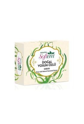 Softem Doğal Yosun Özlü Sabun 130 Gr