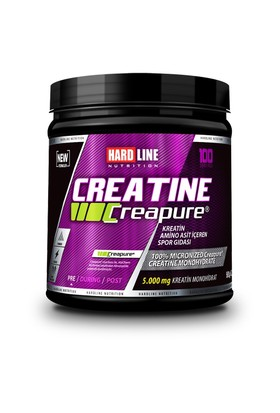 Hardline Nutrition Creapure 500 Gr