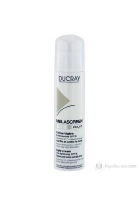 Ducray Melascreen Eclat Creme Legere Cilt Rengi Düzenleyici 40 Ml - Yağlı Ve Karma Ciltler