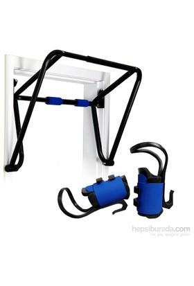 Teeter Hang Inversion Door System - Kapı barı ve Gravity Boots