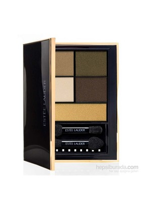 Estee Lauder Pure Color Envy Sculpting 5-Color Eyeshadow-09 Safari 5'li Göz Farı