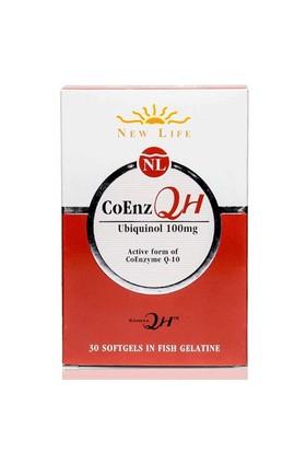 New Life Coenz Qh 100 Mg 30 Kapsül