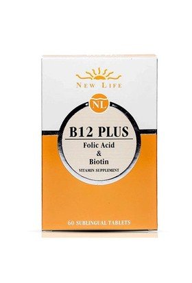 New Life B12 Plus 60 Tablet