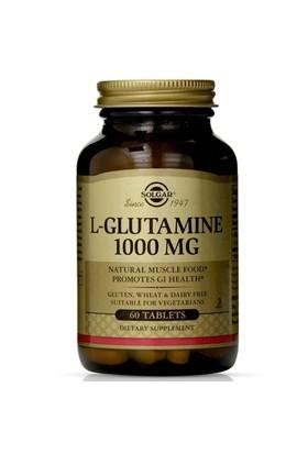 Solgar L-Glutamine 1000 Mg 60 Tablet