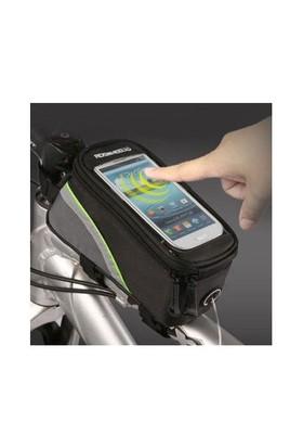 Markacase Galaxy Note 2-3-4-5 Roswheel Bisiklet Çantası Telefon Bölmeli