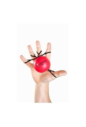 Handmaster Plus El Rehabilitasyon Orta Kırmızı