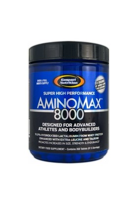 Gaspari AminoMax 8000 / 350 Tablet Aminoasit