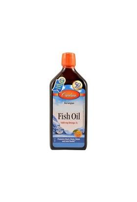 Carlson Balık Yağı Portakal Aromalı 200Ml