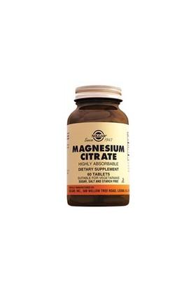 Solgar Magnesium Citrate 60 Tablet