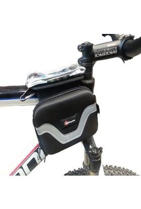Xbyc 833 Kadro Heybe Telefonluklu Bisiklet Çantası