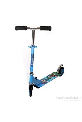 Planes Tekerlekli scooter