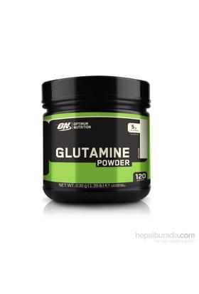 Optimum Nutrition Glutamine Powder 630 gr Aromasız