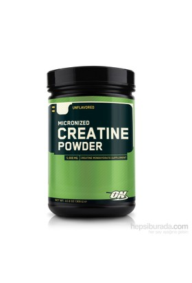 Optimum Nutrition Creatine Powder 317 gr Aromasız