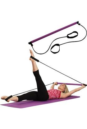 Cosfer Portable Pilates Egzersiz Çubuğu
