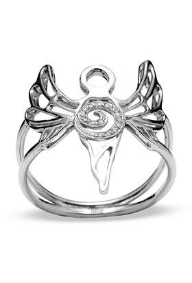 Ariş Pırlanta Pırlanta Gümüş Huzur Meleği Azrail Yüzük