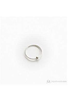 AltınSepeti Gümüş Piercing GMP1254